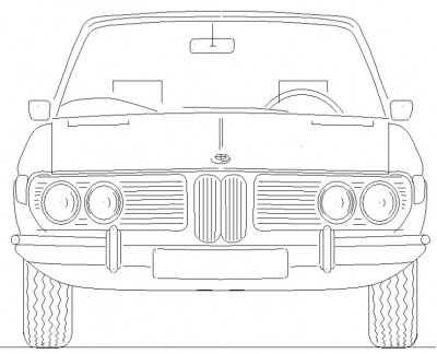 BMW E3 2500 Front.jpg